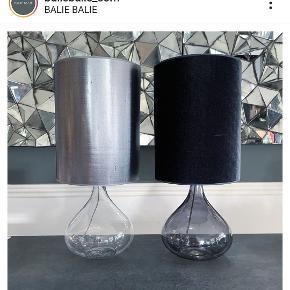 Helt ny lampeskærm fra Balie Balie på Frederiksberg i KBH 🖤✨🥂 Silver/metal  40 cm høj 30 cm bred Aldrig brugt, kun skærmen