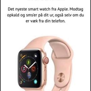 Ingen mangler eller fejl på dette lækre Appel Watch serie 4 40mm
