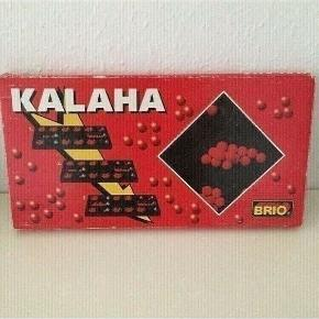 Kalaha Spil strategi spil familiespil BRIO  Sender gerne  Ta med i campingvogn sommerhus eller hotel  Se flere annoncer