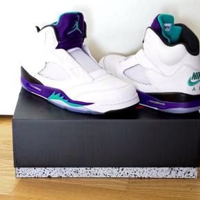 Air Jordan V Retro NRG 'Fresh Prince'  Størrelse 10.5 US / 44.5 EU  Deadstock