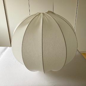 Lampeskærm kun samlet ingen slidtage