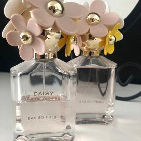 To Daily by Marc Jacobs parfumer 75ml. Den ene aldrig brugt og den anden som i kan se på billedet.  Byd