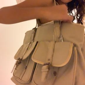 Vintage taske Rigtig rummelig, perfekt til skolebrug