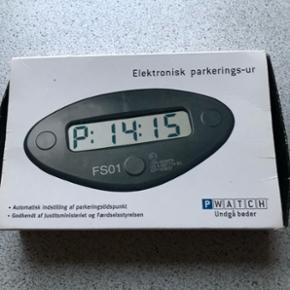 Elektronisk p. Watch. Sælges  Aldrig brugt   20% rabat i uge 12 og 13 2019