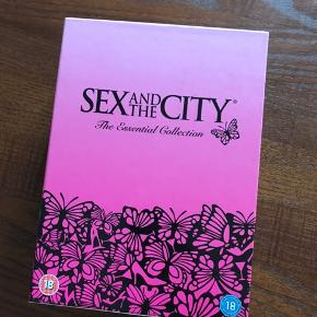 Sex and The City, The Essential Collection