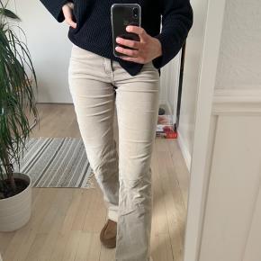 Fede fløjlsbukser købt i genbrug😁😁