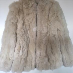 Furst pels- & skindjakke