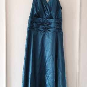 Grøn kjole Str M