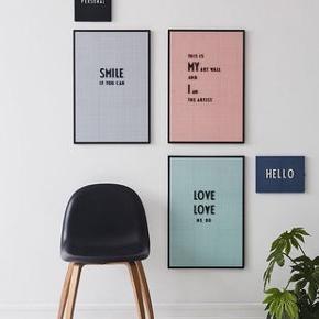 Design Letters Anden indretning