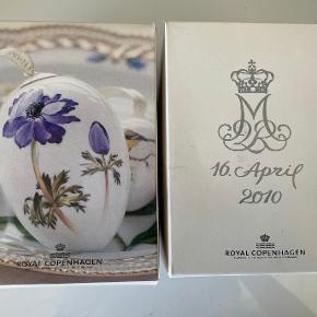 Royal Copenhagen jule- & påskepynt