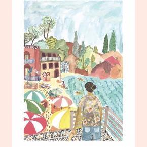 Plakat fra kohlmetz.shop 29x42 cm   Pris: 100 pp. eller kan afhentes i Vanløse/Frb  Tjek mine andre annoncer ud🛍Ganni - Storm og Marie - Baum und Pferdgarten - Zara - Munthe - Second Female - og meget mere