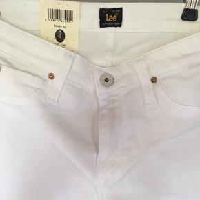 Super flotte jeans fra LEE. Helt nye.  Scarlett High charcoal powder.  W:27/L:31