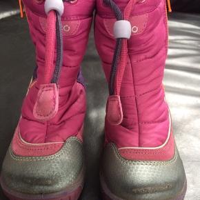 9e8b5531c6b ECCO biom vinterstøvler med goretex til pige str 26. Brugt af 1 barn. Ingen