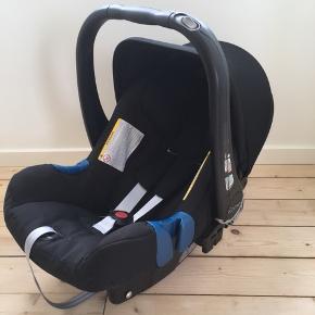 Römer autostol 0-13 kg. Baby-safe PLUS II TEST VINDER Nypris 1699,00 kr. Brugt til 1 barn.