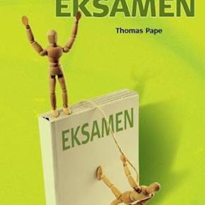 Træn dig til en god eksamen  1. udgave, 2. oplag  Ny pris: 65,- Din pris: 30,-  Har andre bøger til salg, som bruges på læreruddannelsen KLM og dansk.   Køber betaler porto (40,- DAO) eller kan medbringes til Hobro eller Aars.