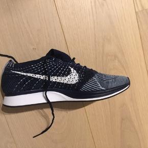 """Nike Flyknit Racer """"blue tint""""  Aldrig brugt"""
