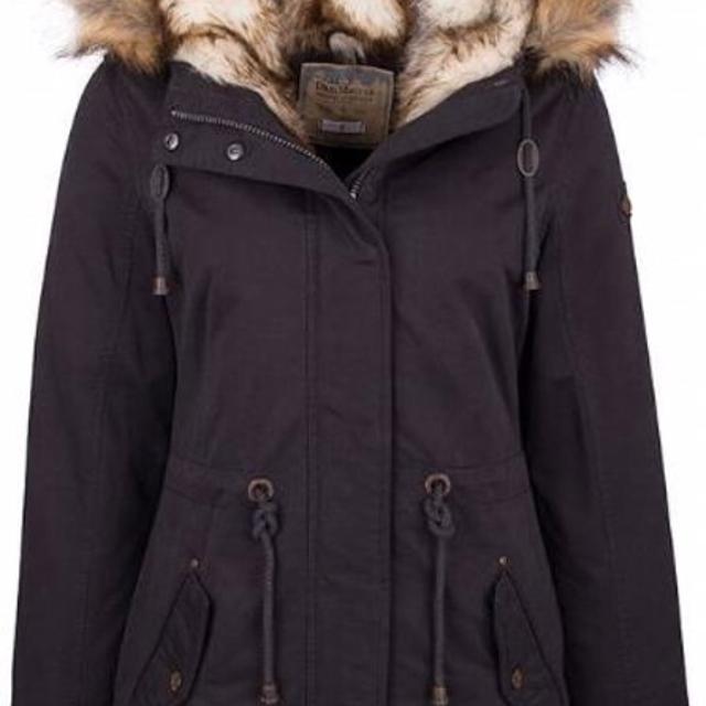Men's Winter Jacket Black Dreimaster Winter Jackets