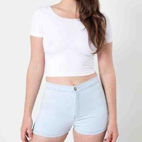 Completely brand new never worn American Apparel easy jean shorts. No longer sold, super hard to find. Very stretchy material. Light denim colour