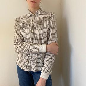 Sælger min seje lækre isabel Marant skjorte.