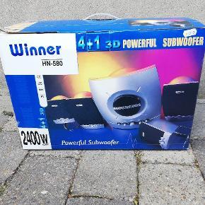 Winner Subwoofer