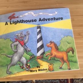 A lighthouse adventure -fast pris -køb 4 annoncer og den billigste er gratis - kan afhentes på Mimersgade 111 - sender gerne hvis du betaler Porto - mødes ikke andre steder - bytter ikke