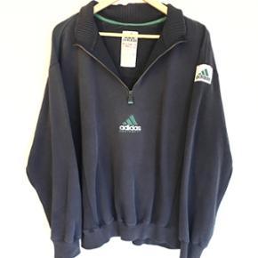 Vintage Adidas Equipment zip sweatshirt!🔥 DM for flere spørgsmål!✌🏼