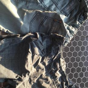 Varetype: Shorts Farve: Blå Prisen angivet er inklusiv forsendelse.  Hummel er i rigtig fin stand, dog er det som om der er gået en meget lille tråd, de andre fra hm- nsn. Pga fejlen i Hummel sælges de samlet for 165 inkl