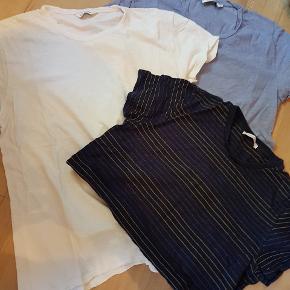 Lækre t shirts fra Samsøe str M. Pr stk 40 kr