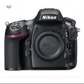 Meget få synlige brugsspor. Nikon d800 med alt originalt tilbehør.   Shutter 107610  Afhentes København N eller NV.