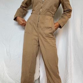 Brun buksedragt fra Topshop