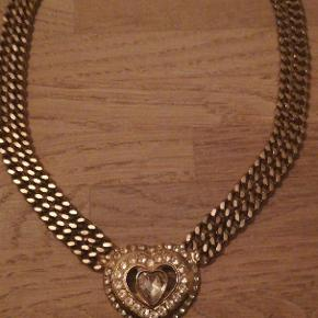 Fin halskæde