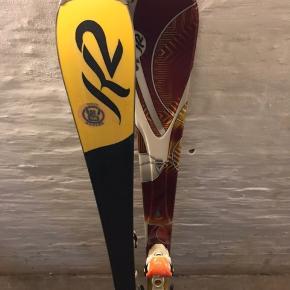 Super fine ski, jeg har brugt i Norge  Ser medfølger ikke skistøvler eller stave. En god begynder ski, jeg er 1.69 høj og bruger 39 i sko  Jeg kan sende mål på skiene ved interesse.