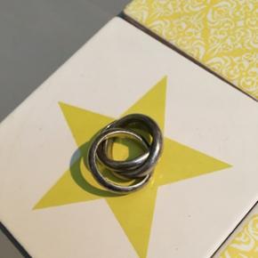 Sterling sølv ring 🌺