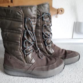 Vinterstøvler købt i CIN