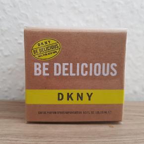 Ny og uåbnet 15 ml be delicious EDP