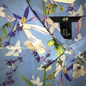 Str 40 sommer bluse Ærmeløs Viskose bluse 100% polyester