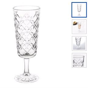 """Ikea """"Flimra"""" champagneglas. 12 stk."""