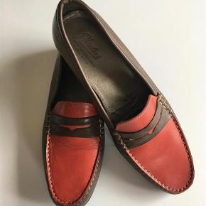 91633e2d1be Brand: Hyttesko Skind Varetype: Helt nye Loafers Størrelse: 38,5 Farve: