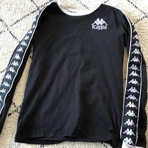 Sort Kappa t-shirt