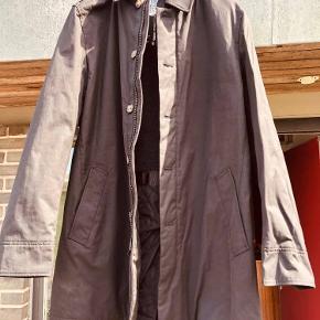 Ny Sand Copenhagen jakke i sort - str 52