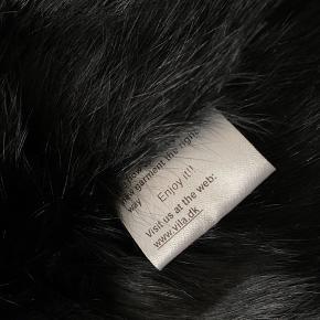 Fin vest i den blødeste pels  Måske skal du bare bruge pels til hobby.  Meget pels for ingen penge