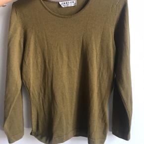 Super lækker 100% merino uld trøje / sweater