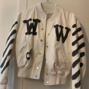 Off-white jakke