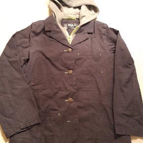Fed molo skjorte med hætte str 140/10 år Nsn  Pris: 50 kr pp