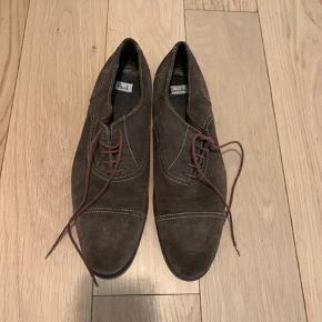Fine sko købt i London.