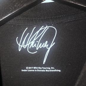 Whitney Houston T-shirt.