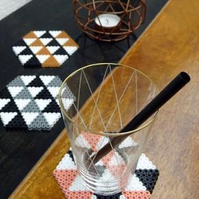 Homemade bordskåner   - De kan laves i flere farver, hvis det ønskes - Flere størrelser kan laves - Send en pb, så finder vi nogle der passer til dit spisebord/ sofabord