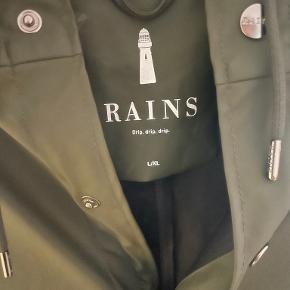 RAINS regnjakke