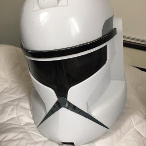 Star Wars. Storm troper hjelm rigtig flot.