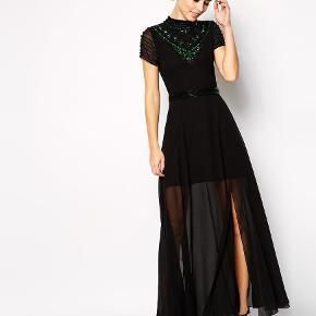Embellished dress fra Frock & Frill, brugt 2 aftener.
